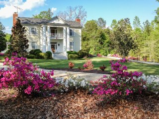 NEW! Historic 3BR+Guest House LaFayette Plantation