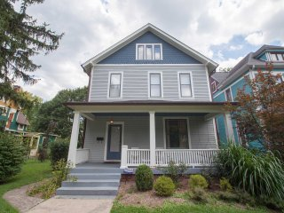 5BR Indianapolis House in Woodruff Place!