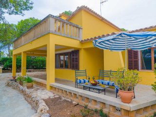 CLOVELLA - Chalet for 7 people in Cala Figuera