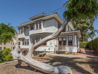 Historic 'Mansion' In Downtown San Diego's Bankers Hill