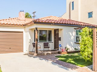 Barbara's Venice Beach Bungalow