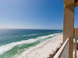 BEAUTIFUL GULF FRONT 3 BEDROOM 2 BATH UNIT ON THE 20TH FLOOR OF THE RESORT