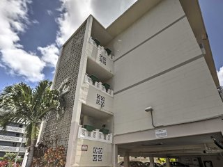 NEW! Cozy 1BR Honolulu Apartment In Scenic Waikiki