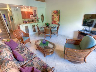 Maui Vista 2419 - Guest Favorite - Upgraded Condo Near Beach