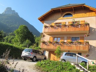 Gite 'Bed and Breakfast' (7 places) - Entre Lac et Montagne - Chez Louise