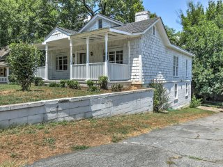 3BR Marietta House on Woodward Historical Ave!