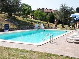 Agriturismo I Ceppi - HolidayFarm House in the Chianti - Apartment sleeps 4