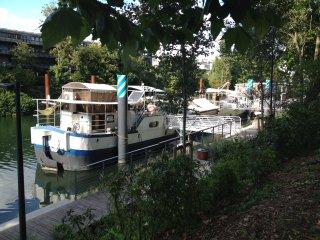 Studio - Découverte de l'habitat fluvial