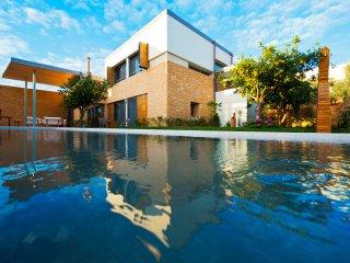 4 bedroom Villa in Kokkino Metochi, Crete, Greece : ref 5248621