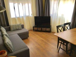 Gigantes17 - Apartamento de 2 habitaciones en Málaga centro