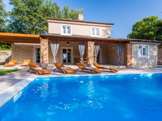 Beautiful Villa Lucia on the island of Krk