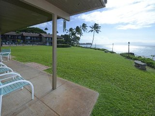Large End 2 bedroom condo just steps away from the waters edge!