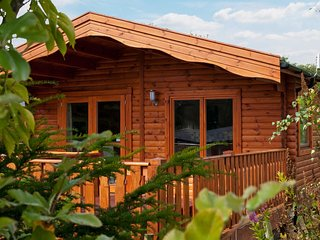 3 Bedroom Lodge with Hot Tub - 1203