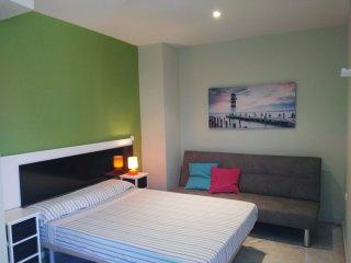 Moderno apartamento con WIFI 5