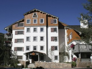 2-Bedroom Loft In Vail Village