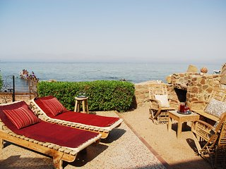 The Beach Retreat Dahab ~ Beach Front