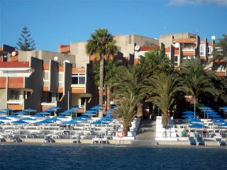 25.Cozy 1bed apt. on 1st line of the ocean in Costa del Silencio, south Tenerife