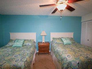 2 Queen Beds in Spacious Bedroom