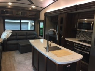 PSU RV rental at Grange Fair Grounds