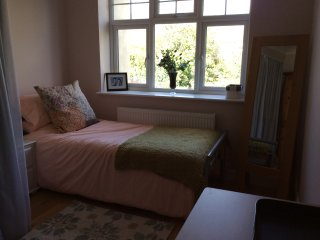 B&B in lovely, single bedroom in friendly family home, London NW2 Good Location