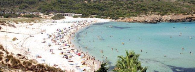 600 mts beach
