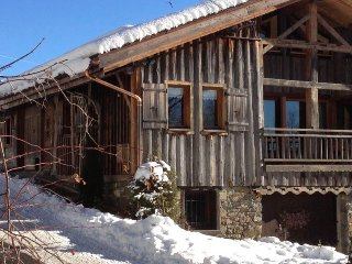 Chalet Ferme des Amis - Beautiful Fully Renovated Traditional Farmhouse