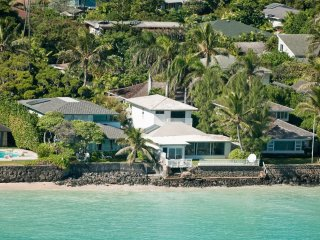Best Oceanfront Home -- Lanikai Hawaii
