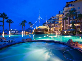 Villa Del Arco- 2  Bedroom Villa on BEACH IN CABO OVERLOOKING LANDS END