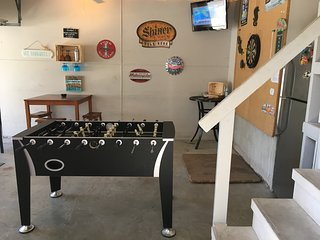 Fooseball anyone?