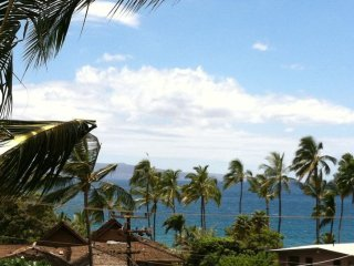 Stunning Upgraded Ocean View Condo with A/C in all Rooms, Pool Beach Tennis WIF
