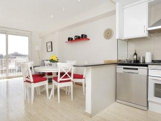 Stylish flat in Rambla Catalunya