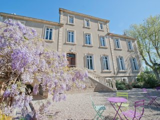 7 bedroom Chateau in Canet-en-Roussillon, Occitania, France : ref 5434168