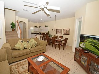 119BD. 4 Bed Pool Home In Tuscan Hills Minutes From Disney