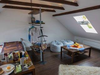 Studio Apartment Gluckauf im Schacht85..... cool