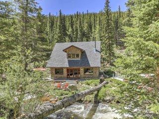Cozy Idaho Springs Cottage w/ Mill Creek Views!