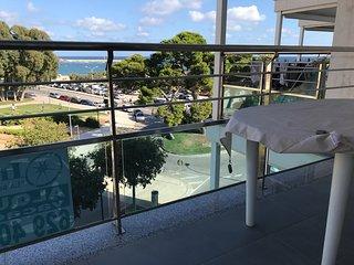 110A - Estudio Paseo Maritimo, vistas mar, puerto y playa