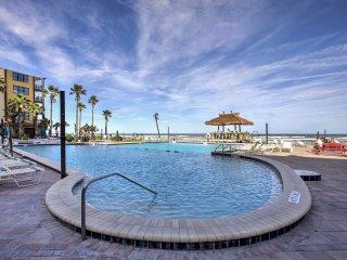 New! Quaint Daytona Beach Oceanfront Studio!