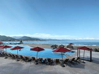 Upscale Puerto Vallarta Condo w/Beachfront Balcony