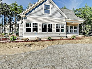 Brand-New 2BR Cottage w/ Pool & Tennis, Near Kennebunkport