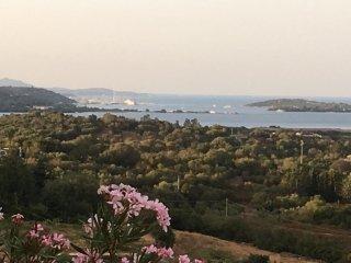 Villa Lara vista mare sul golfo di Porto Rotondo