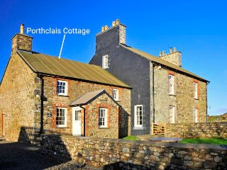 Porthclais Cottage