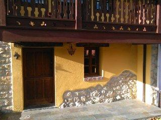 Casa con vistas a la naturaleza Asturiana