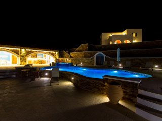 Aegean Villas Ios : Villa Faith