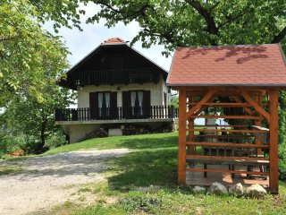 Vineyard Cottage Vrbekova Gorca