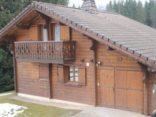 Chalet 10 couchages - Morillon Village