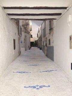 Calles barrio Arrabal