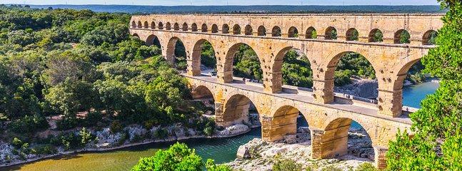 Pont du Gard Roman Viaduct