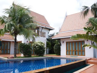 Thai House with private pool