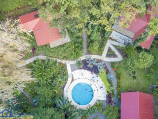 Annanci Village Family Retreat with Pool