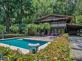 Punta Uva Pool House 4BR sleeps 12, near beach